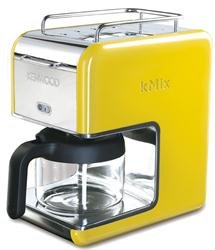KENWOOD kMix Boutique Coffee Maker CM028 YELLOW