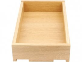 Dovetail drawer Boxes, standard unit Dresser unit
