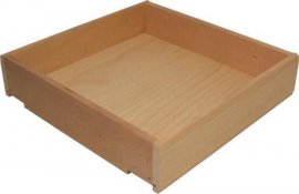 Beech drawer box