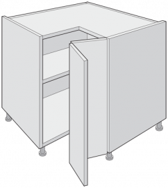 900mm x 900 Hi Corner Base Unit (CB9)
