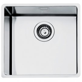 Smeg Mira VSTR50 1.0 Bowl Undermount Kitchen Sink in Stainless Steel