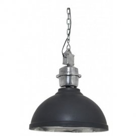 CLINTON HANGING LAMP EPOXY Anthracite, 52cm