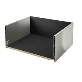 LEGRABOX F Height (241mm) - Stainless steel