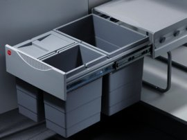 Bin 07 To suit 600mm wide cabinet